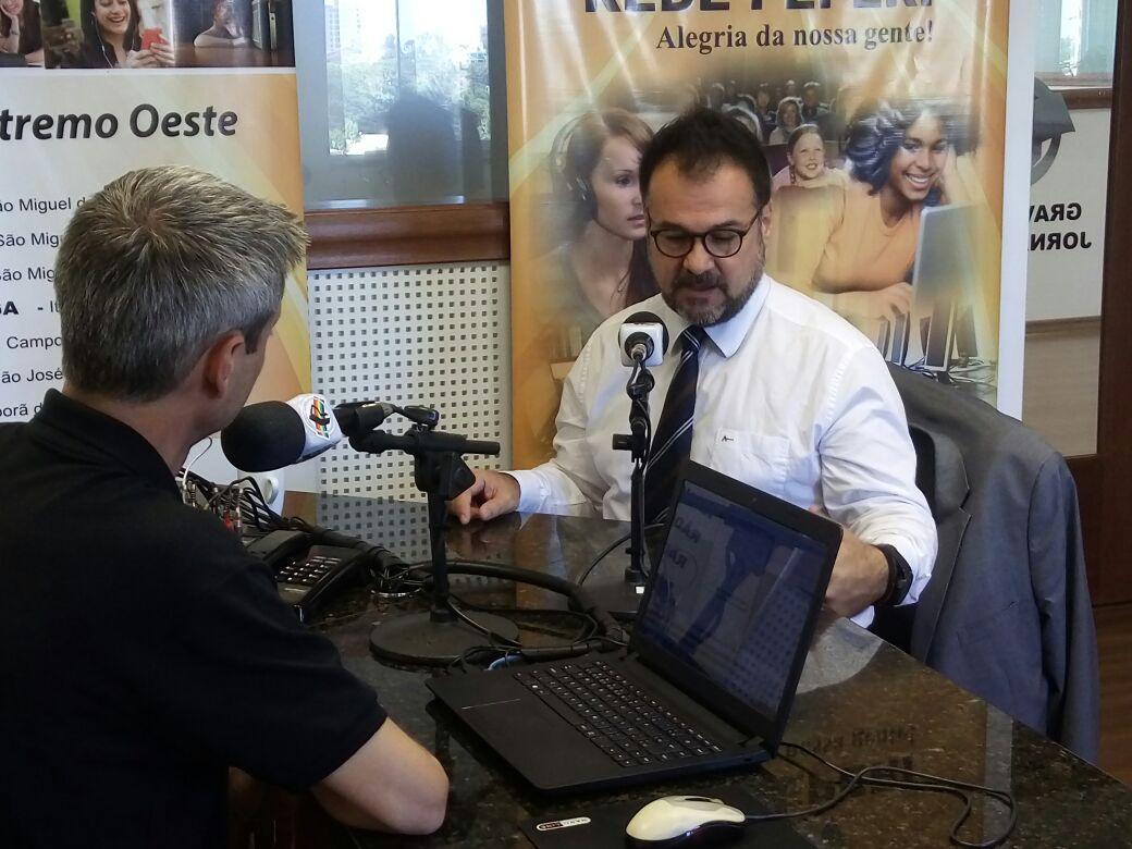 Ex-vereador Nini Scharnoski deve deixar PSD e ingressar no Podemos