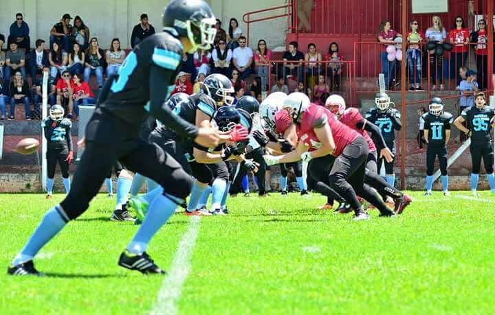 Final da Copa Fronteira de Futebol Americano será em São Miguel do Oeste