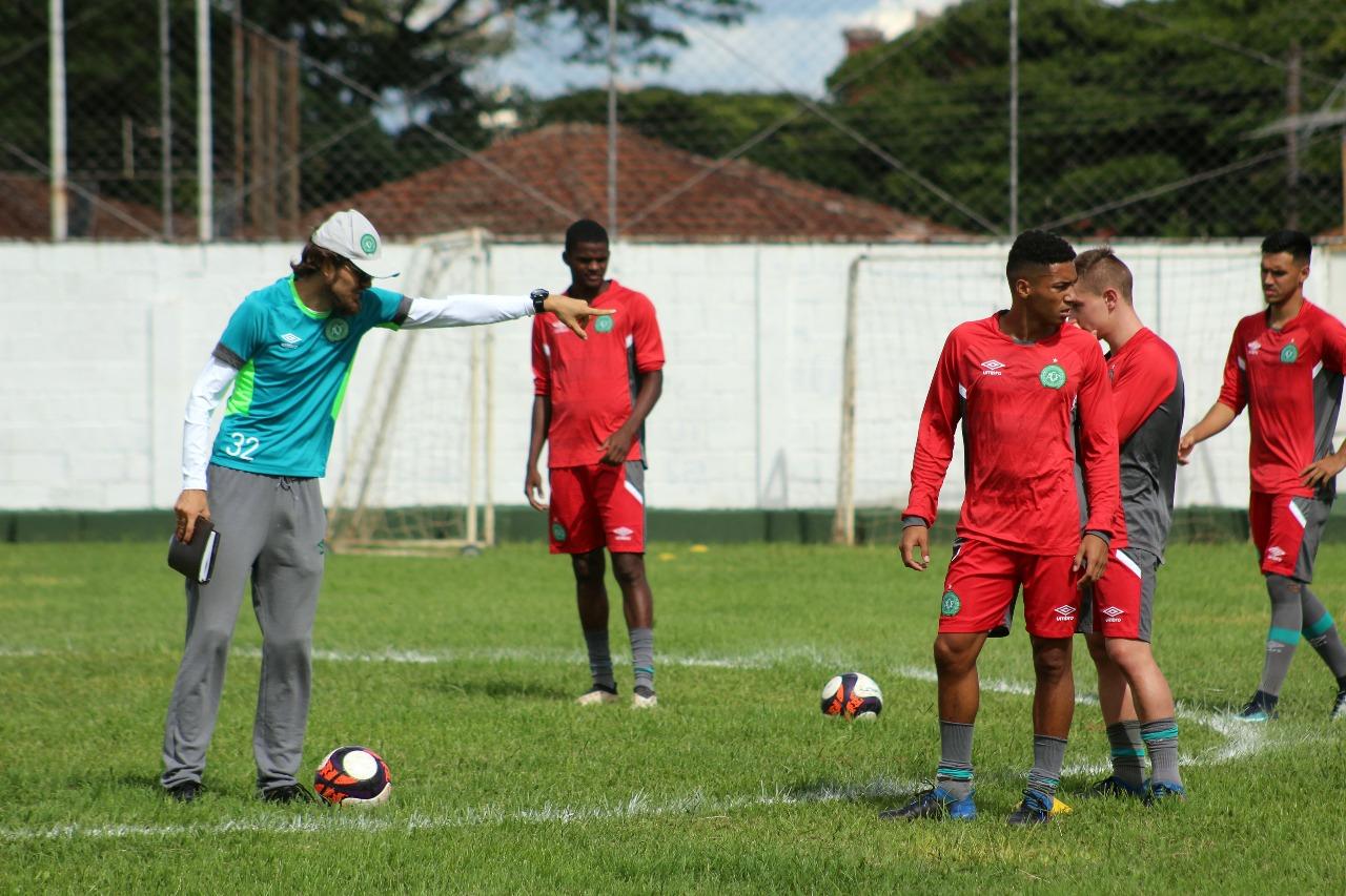 Chapecoense estreia nesta quarta-feira Copa São Paulo de Futebol JR