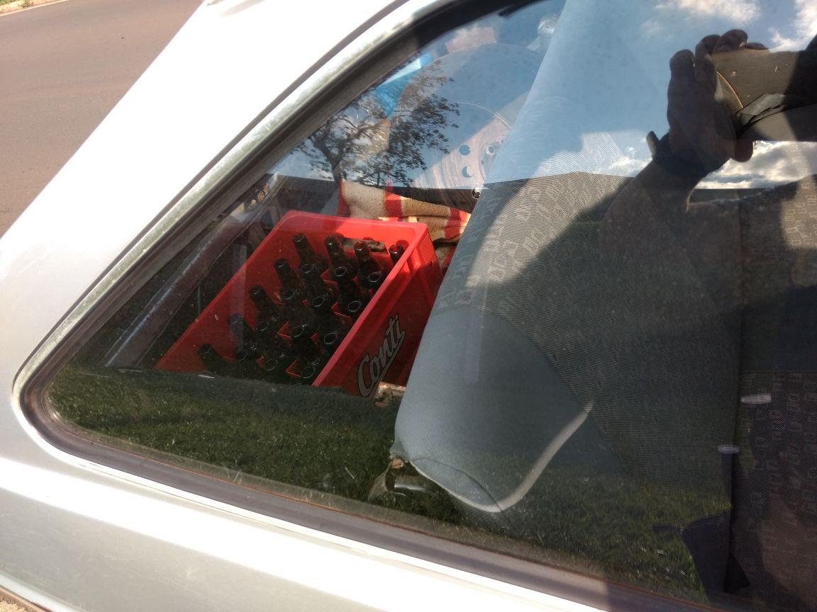Motorista que se envolveu em acidente na Willy Barth estava embriagado