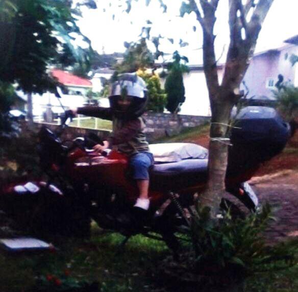 Motocicleta é furtada de residência em Iporã do Oeste
