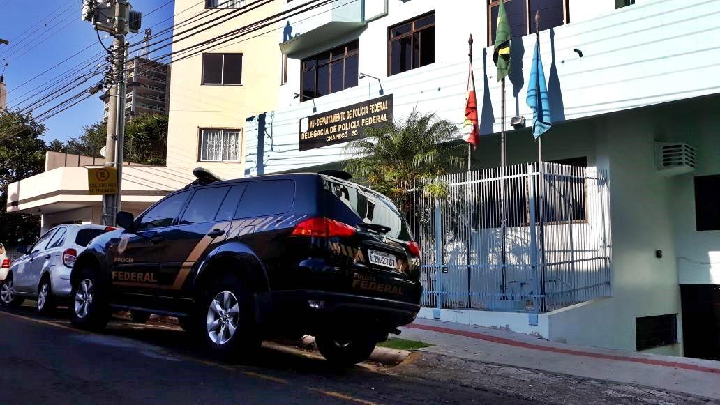 """Operação """"Carne Fraca"""" da Polícia Federal cumpre mandados no Oeste Catarinense"""