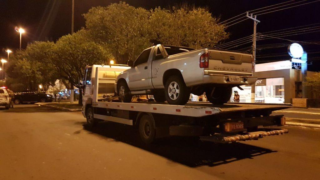 Perseguição acaba com um morto, dois presos e um Policial ferido em Chapecó
