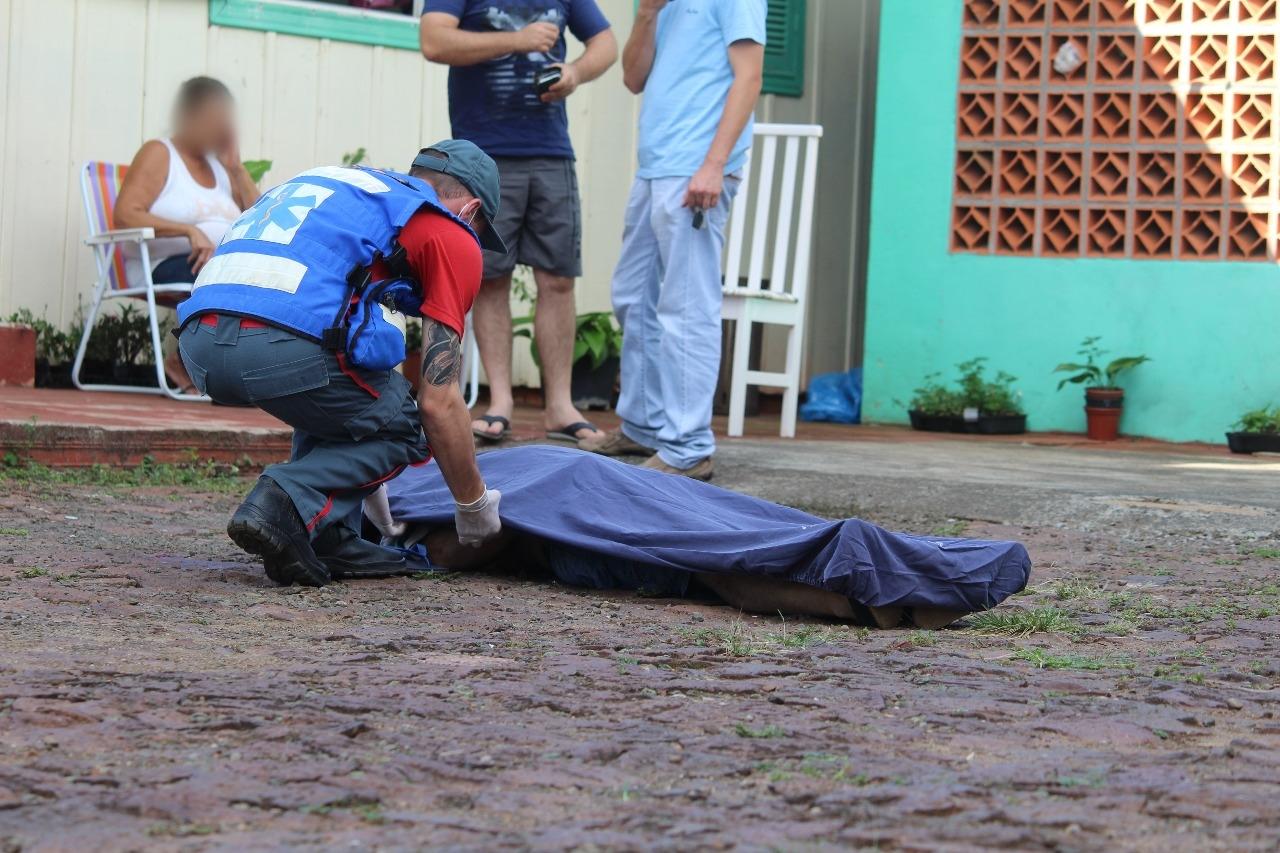 Policial Militar é morto em Chapecó