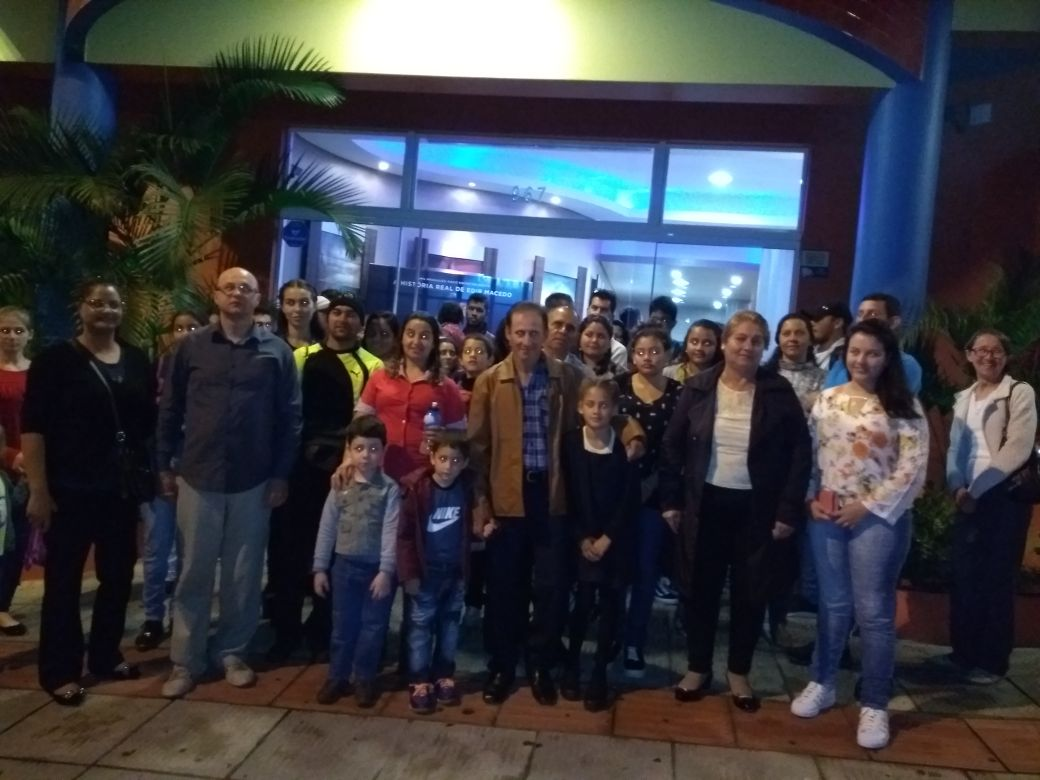 Nada a Perder filme que conta história de Edir Macedo estreia no Cine Peperi