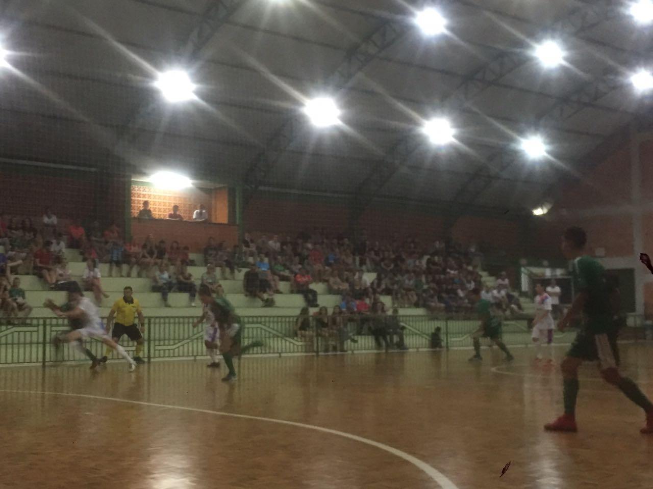 Sub-17 do Joni Gool estreia com goleada no Campeonato Catarinense