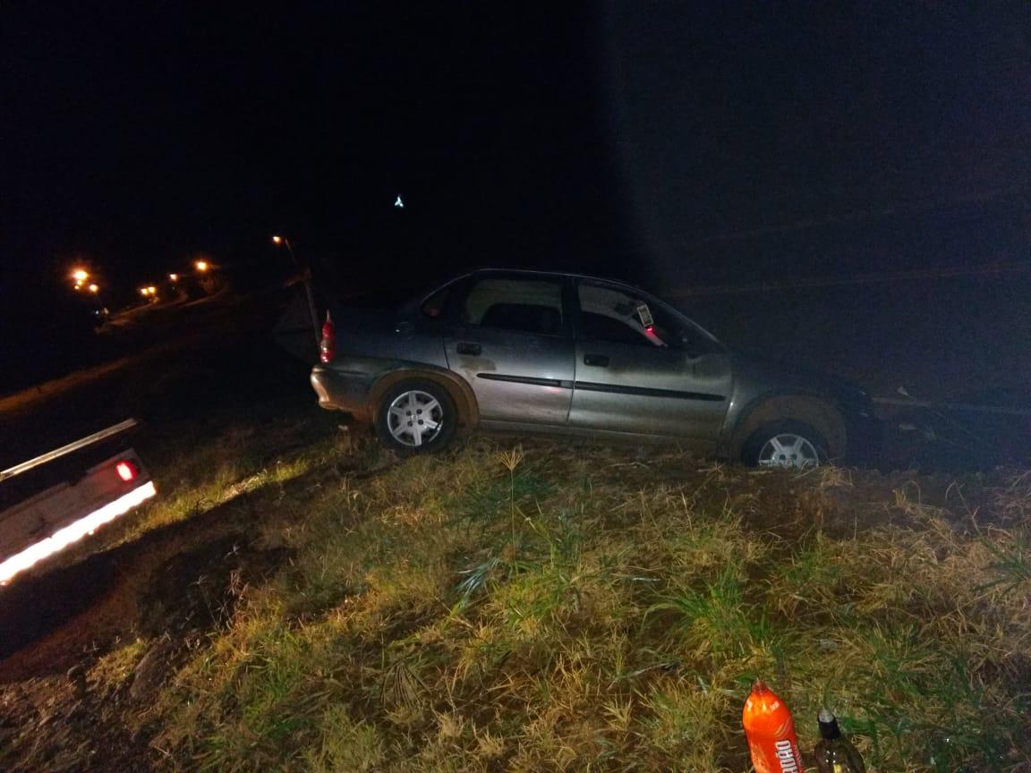 Homem é preso por embriaguez ao volante na BR-163 em Guaraciaba