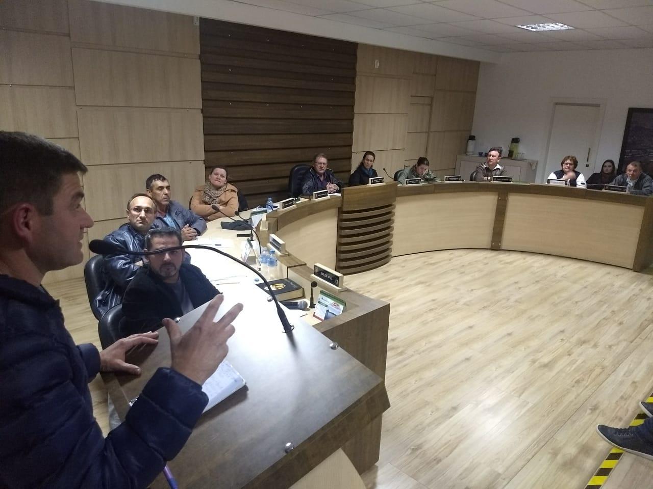 Sessão da Câmara de Cedro foi a mais extensa de 2018