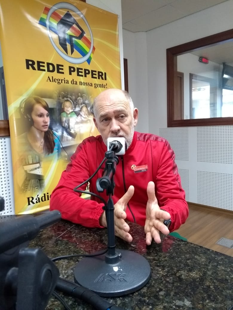 Joni Gool faz parceria com Atlético Paranaense