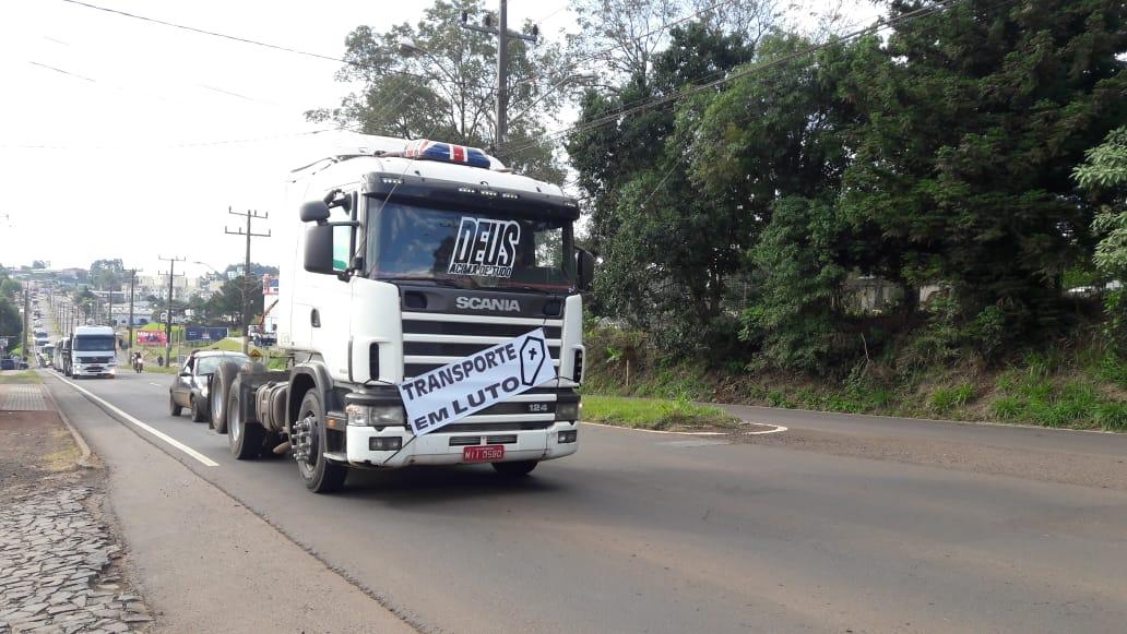 Governo faz proposta para suspender por 15 dias greve dos caminhoneiros
