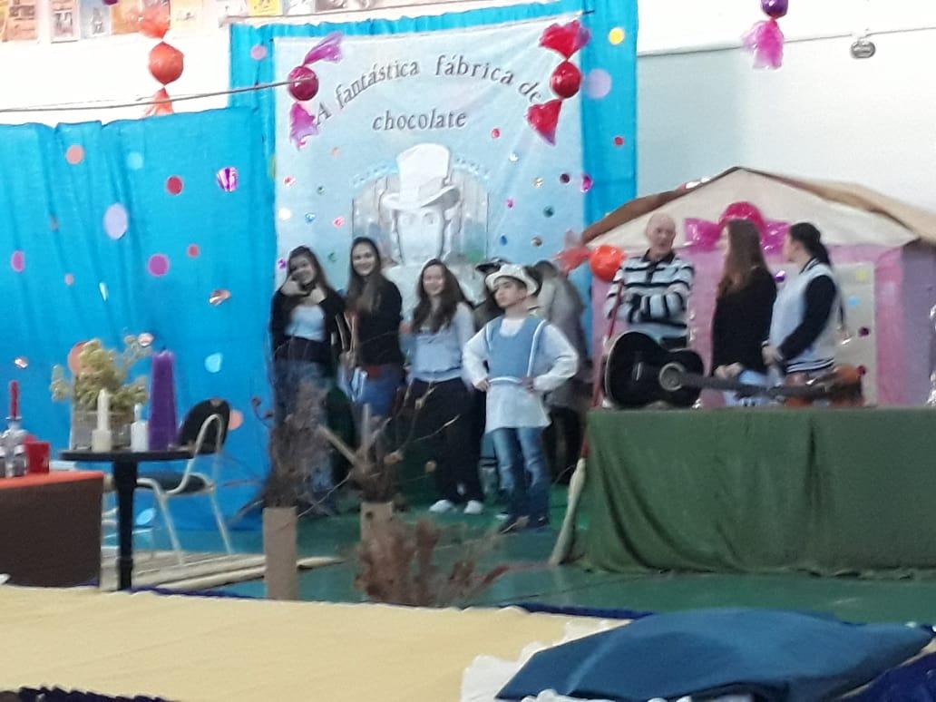 Festa do Livro teve grande participação das escolas regionais