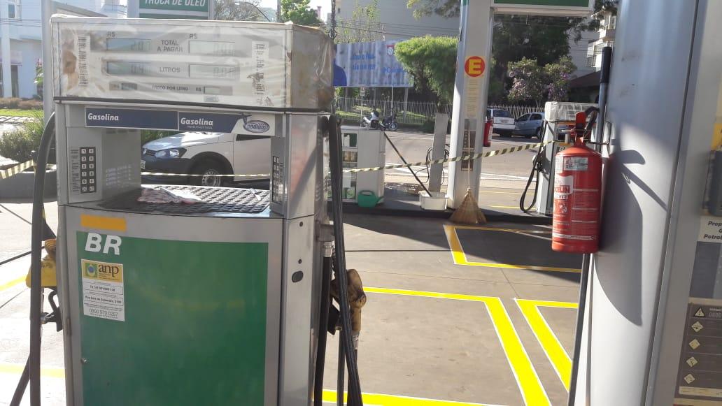 Situação do combustível em São Miguel do Oeste
