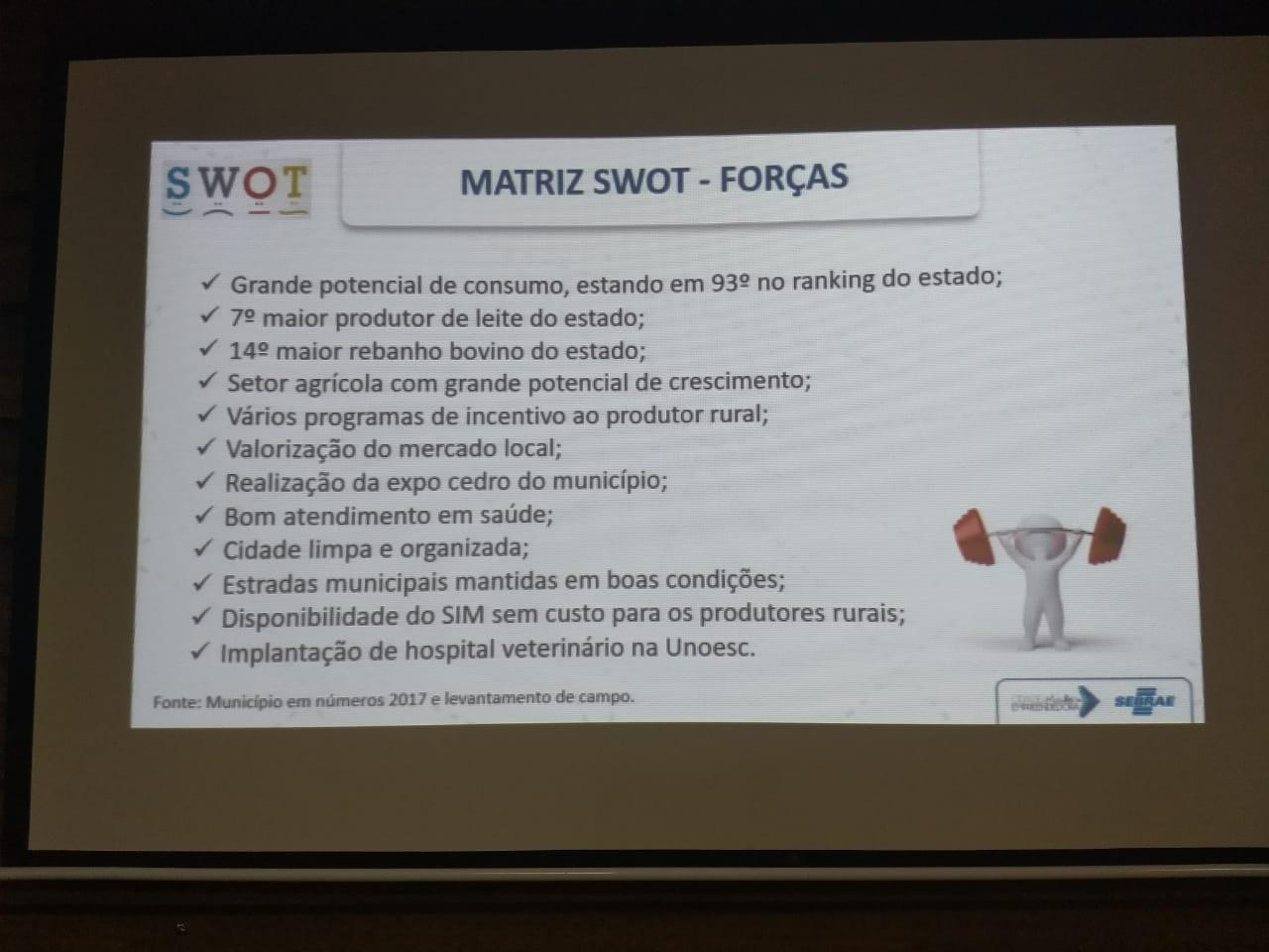 Seminário discute agricultura em São José do Cedro