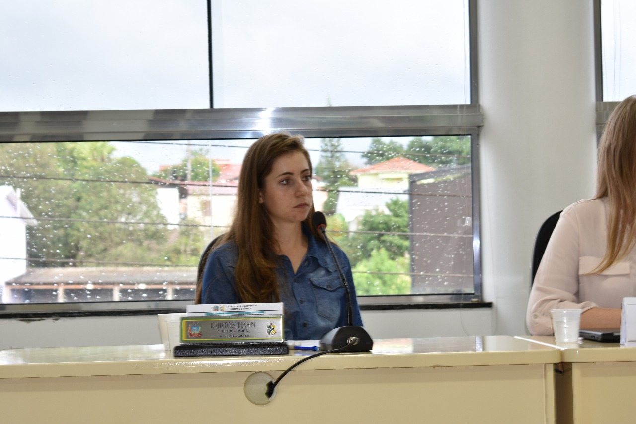 Escola Padre Vendelino Seidel desenvolve projeto vereador por um dia