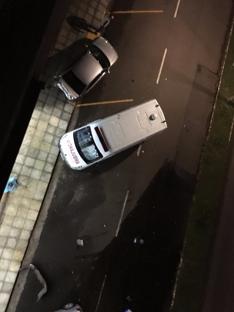 Condutor causa acidente e foge em São Miguel do Oeste