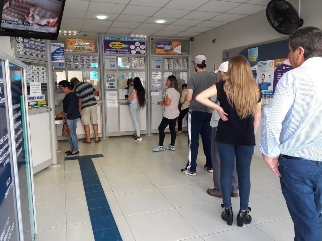 Aposta de São Miguel do Oeste leva mais de R$ 20 mil na Quina