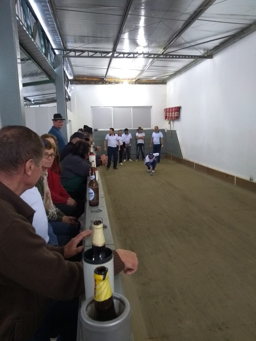 Campeonato de Bochas tem início em Campo Erê