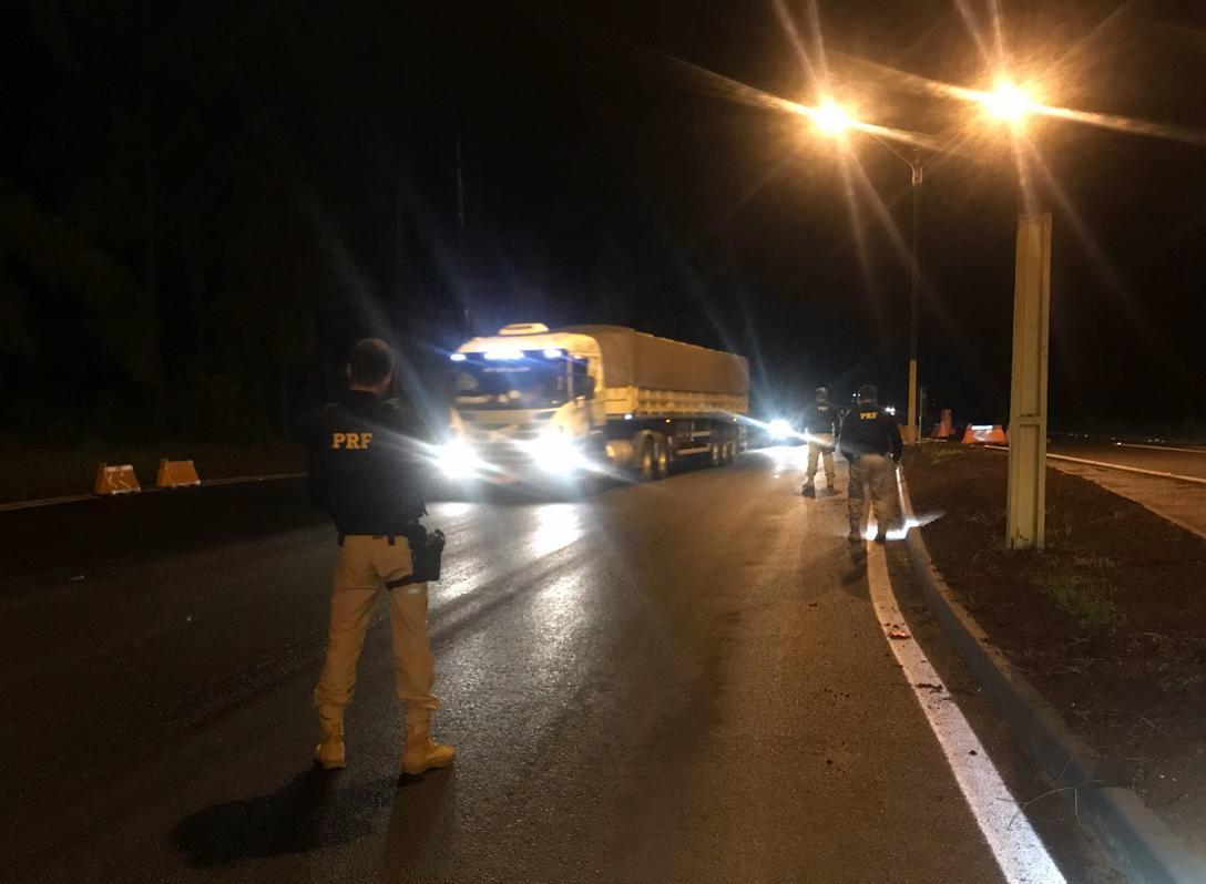 Quase 120 motoristas são flagrados dirigindo embriagados nas rodovias de SC