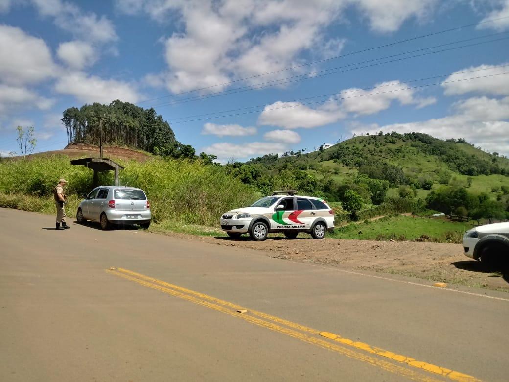 Polícia Militar Realiza Operação Fronteira Catarinense