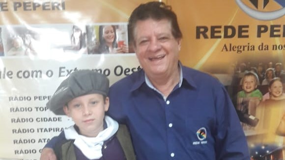 Campeão Infanto-juvenil do Canta São Miguel participa do Pampa e Querência