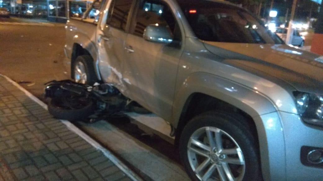 Jovem morre em acidente de trânsito em Chapecó