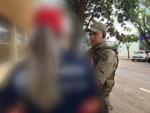 Agente do Estacionamento Digital é agredida em São Miguel do Oeste
