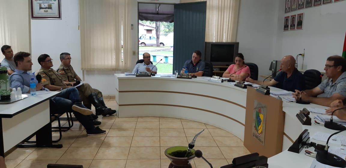 AO VIVO: Audiência pública discute inúmeros acidentes na SC-161