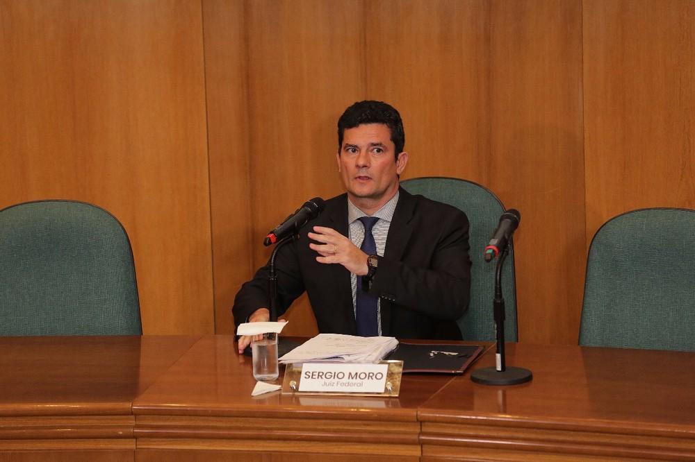 Moro diz que usará modelo da Lava Jato para combater crime organizado