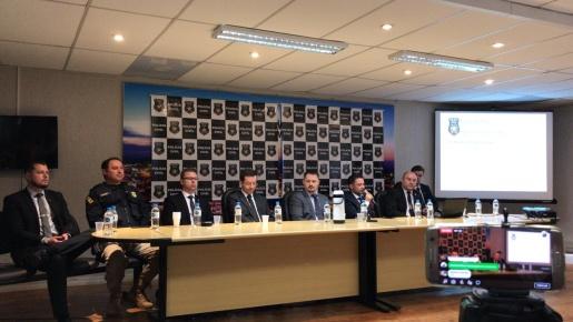 AO VIVO: Acompanhe a coletiva de imprensa sobre o caso Montagna