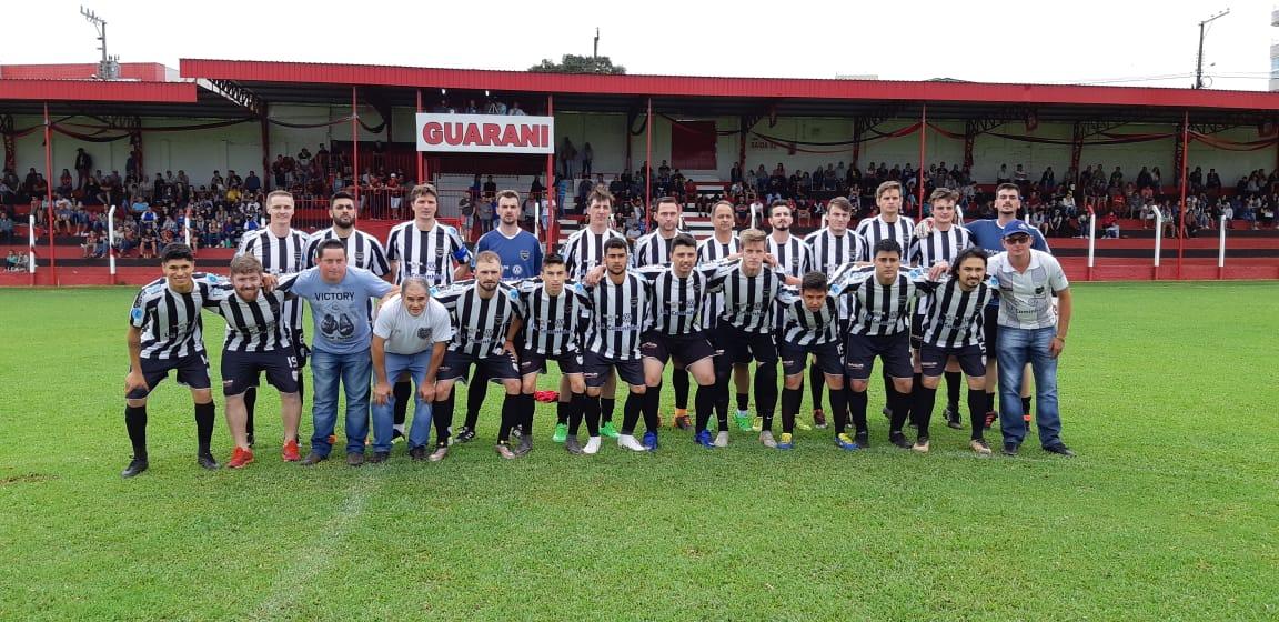 Grêmio Guamerim vence primeiro jogo da final
