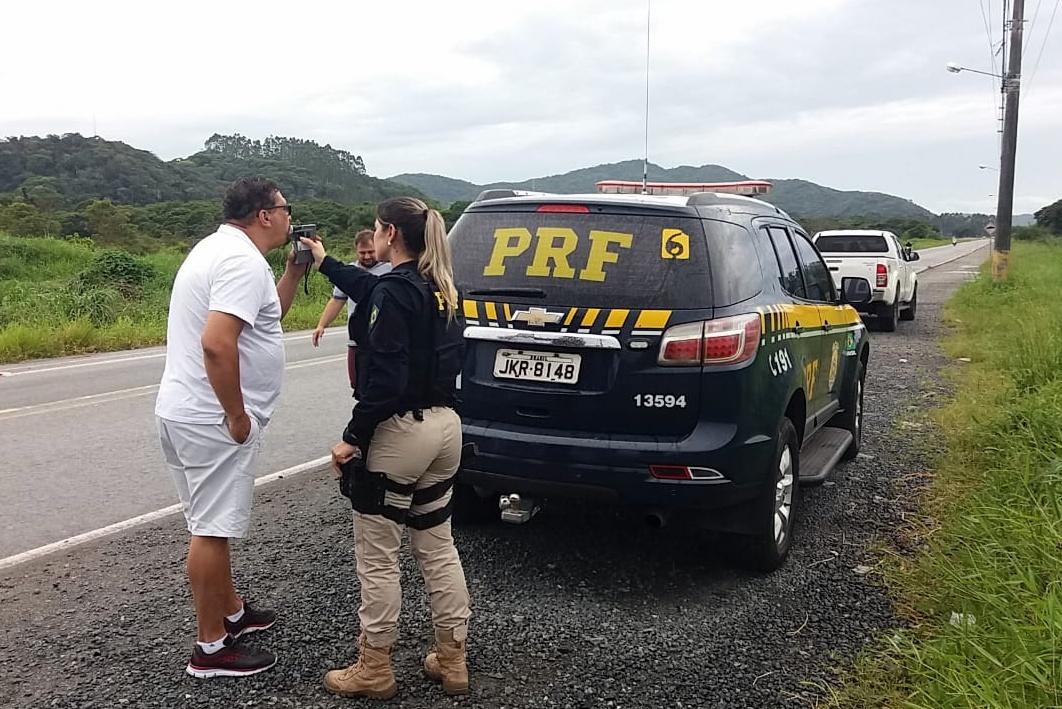 PRF divulga balanço da Operação Proclamação da República 2018