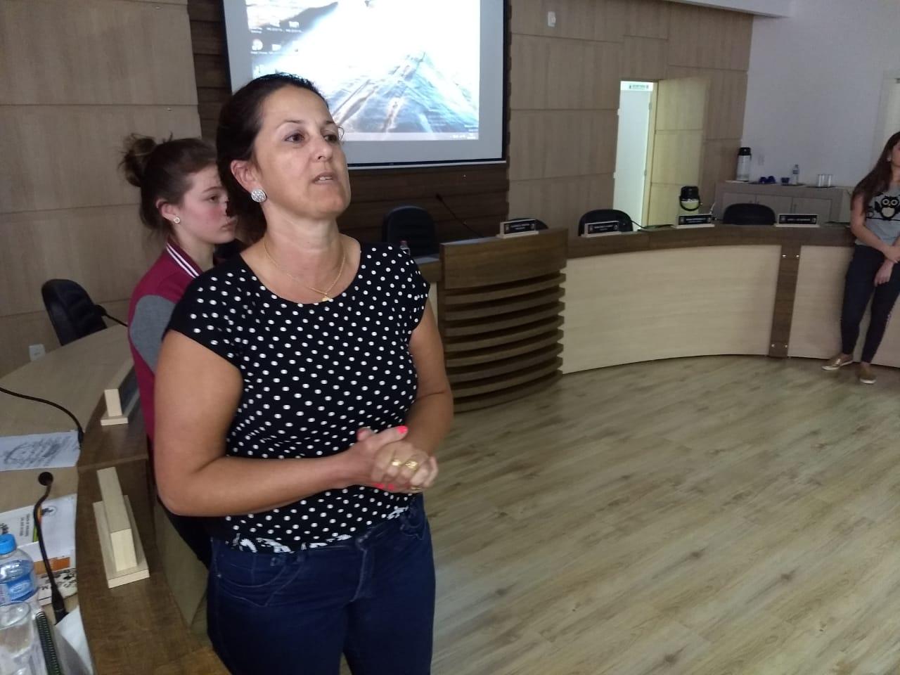 Alunos apresentam projeto de ressocialização dos detentos da UPA
