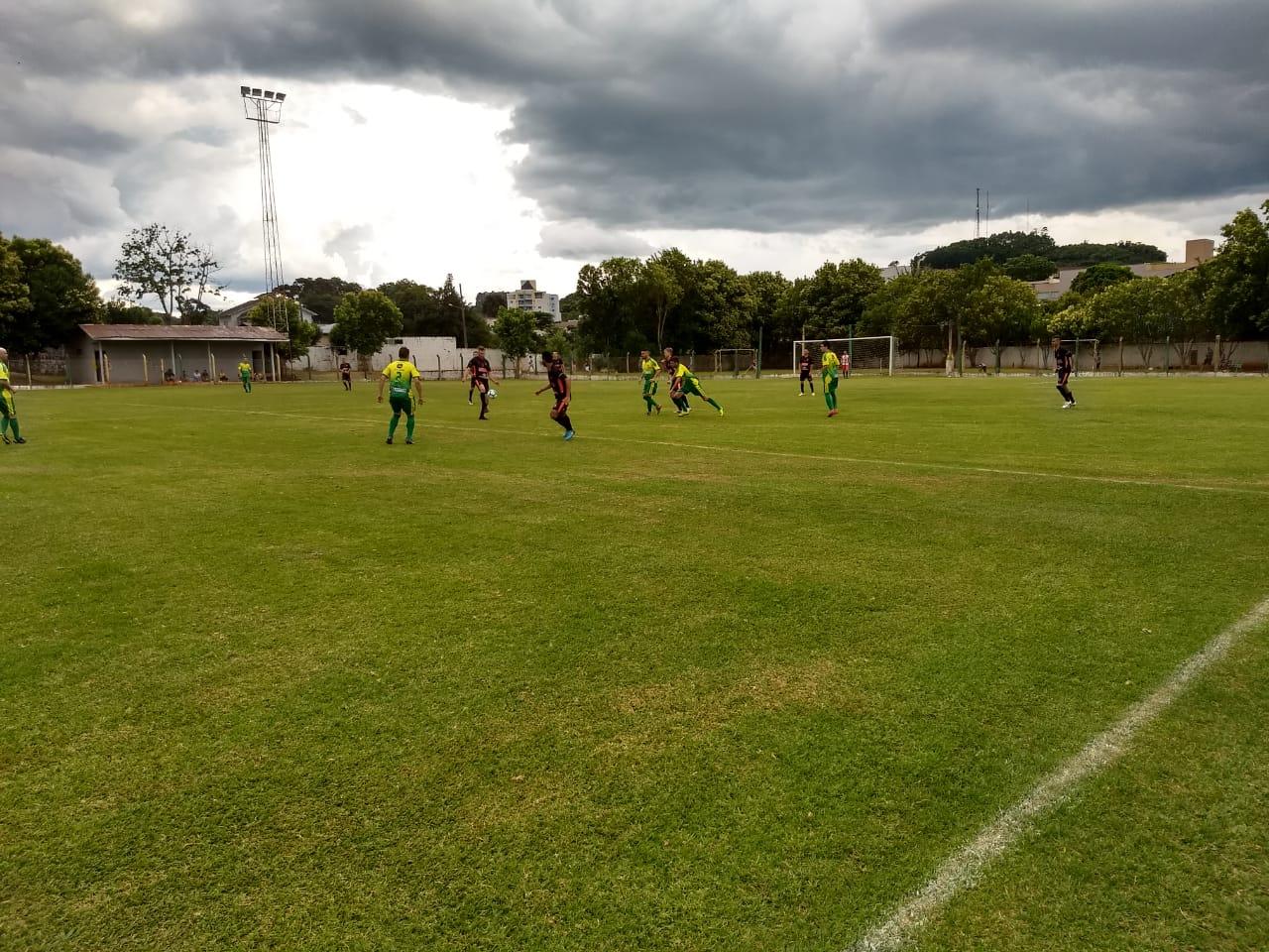 Corintians sai na frente pela disputa da primeira divisão em Cedro