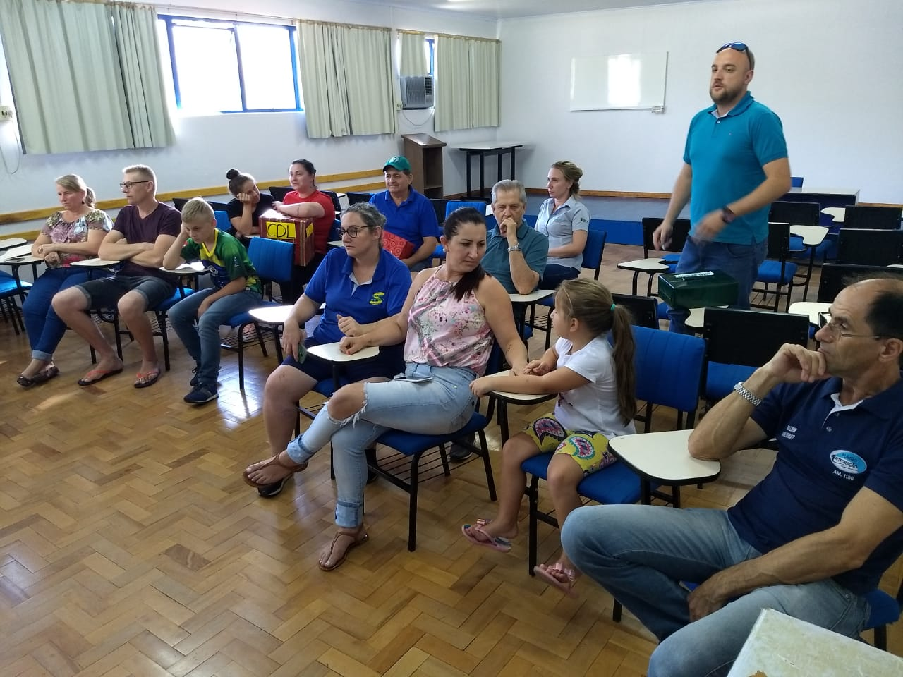 CDL de São José do Cedro realiza sorteio da promoção Natal da Sorte