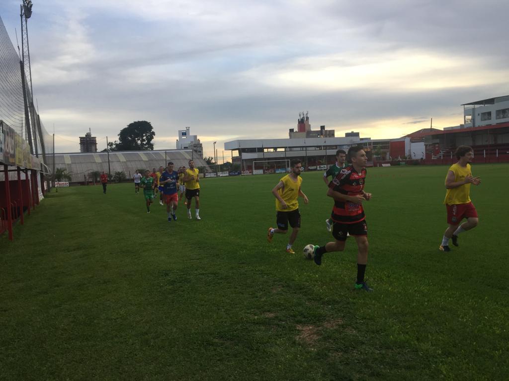 Guarani apresenta atletas e inicia pré-temporada
