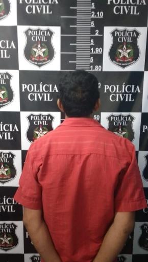 Homem com mais de 20 ocorrências policiais é preso em Itapiranga