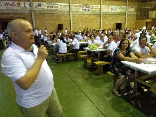 Sicoob realiza pré-assembleia em São José do Cedro