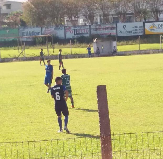 Atleta de Guarujá do Sul assina contrato com o Fluminense do Rio