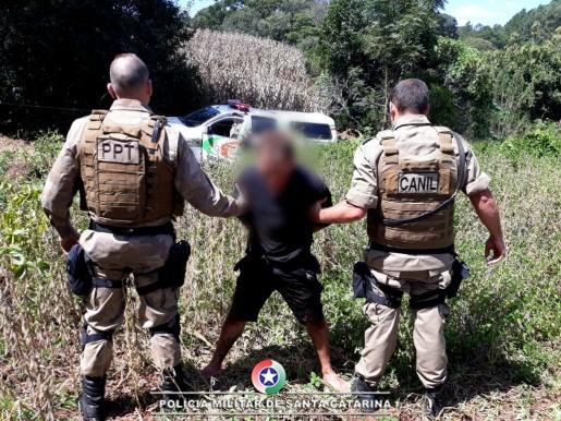 Polícia prende homem que assaltou joalheria no centro de São Miguel do Oeste