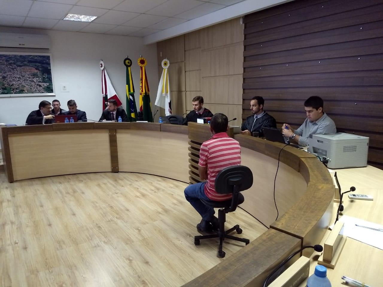 Acusado de homicídio vai a júri em São José do Cedro