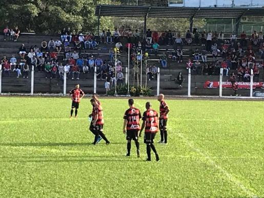Guarani empata em Palmitos e busca classificação contra Pinhalzinho no Estadual 2019