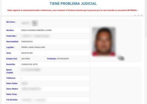 Autor de disparos que atingiram mulher no centro de Chapecó é procurado por homicídio no Paraguai