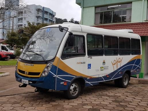 Itapiranga recebe Micro-ônibus para o CRAS