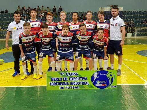 Afic-Município de São José do Cedro é destaque na Copa Merlo/Torfresma