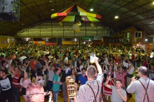 Comissão decide pelo cancelamento da Oktoberfest de Santa Terezinha deste ano