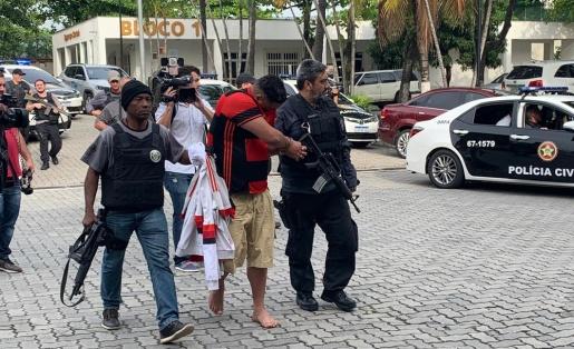 Grupo que planejava invadir Maracanã na semifinal da Libertadores é preso
