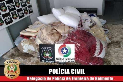 Casal de Belmonte denunciado por estelionato tem bens bloqueados para ressarcir vítimas