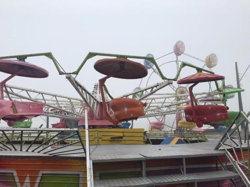 Parque de diversões será uma das atrações da Faismo 2019