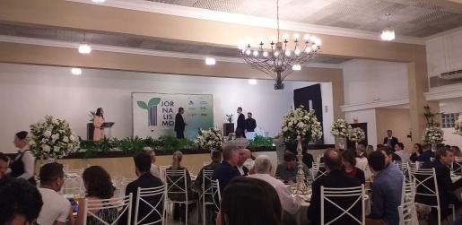 Rádio Peperi conquista prêmio IMA de Jornalismo Ambiental