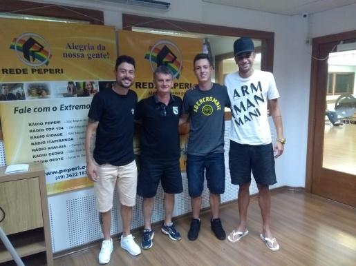 VÍDEO: Programa Bate-Papo Esportivo recebe campeões da Liga Nacional